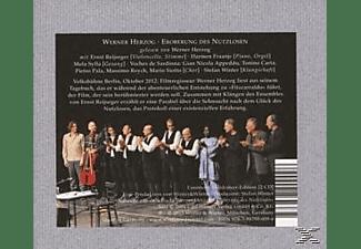 Werner Herzog - Eroberung Des Nutzlosen  - (CD)