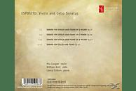 Cooper/Butt/Coburn - Violinsonaten & Cellosonaten [CD]