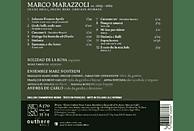 Marco Marazzoli, Andrea De Carlo, Ensemble Mare Nostrum, Soledad De La Rosa - Marazzoli: Occhi Belli, Occhi Neri-Römische Kantaten [CD]