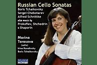 Marina Tarasova, Irina Kandinsky - Russian Cello Sonatas [CD]