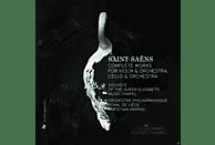 Soloists Of The Queen Elisabeth Music Chapel, Orchestre Philharmonique Royal De Liege - Complete Works For Violin & Orchestra, Cello & Orchestra [CD]