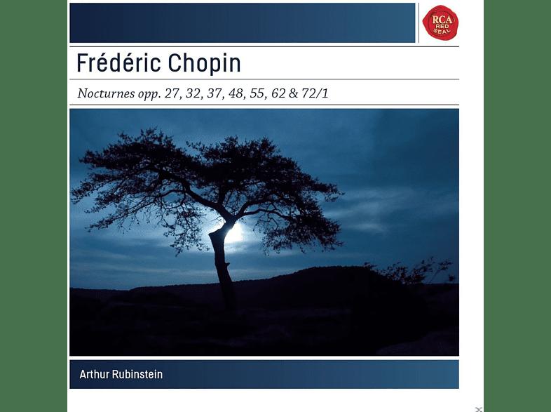 Arthur Rubinstein - Nocturnes Op. 27, 32, 37, 48, 55, 62 & 72 [CD]
