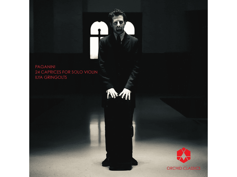 Ilya Gringolts - 24 Caprices For Solo Violin Op.1 [CD]
