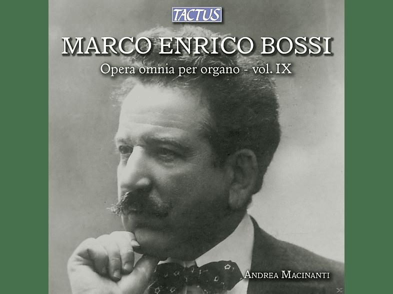 Andrea Macinanti - Orgelwerke Vol.9 [CD]