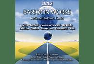 Paolo Carlini - Bassoon Works [CD]