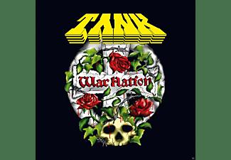 Tank - War Nation (Red Vinyl)  - (Vinyl)