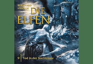 - Die Elfen 09: Tod in der Nachtzinne  - (CD)