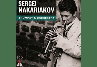 VARIOUS, Sergei Nakariakov - Trumpet & Orchestra  - (CD)