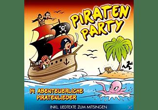 Käpt'n Graubär Und Seine Seeräuber-kids - Piraten Party 14 Abenteuerliche Piratenlieder  - (CD)