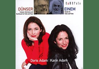 Karin Adam, Doris Adam - Dünser / Einem  - (CD)