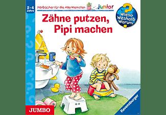 Wieso, Weshalb, Warum? - Zähne Putzen, Pipi Machen  - (CD)