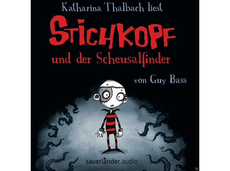 Stichkopf und der Scheusalfinder - (CD)