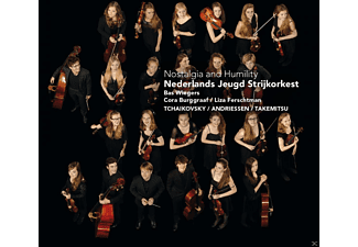 The Netherlands Youth String Orchestra - Nostalgia And Humility  - (CD)