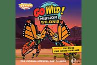 Go Wild! - Mission Wildnis 03: Die Reise der Schmetterlinge - (CD)