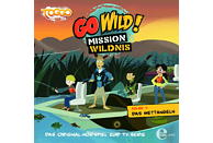 Go Wild! - Mission Wildnis 04: Das Wettangeln - (CD)