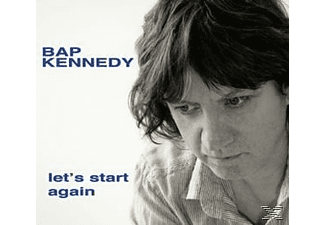 Bap Kennedy - Let's Start Again (180 Gram, 33 Rpm)  - (Vinyl)
