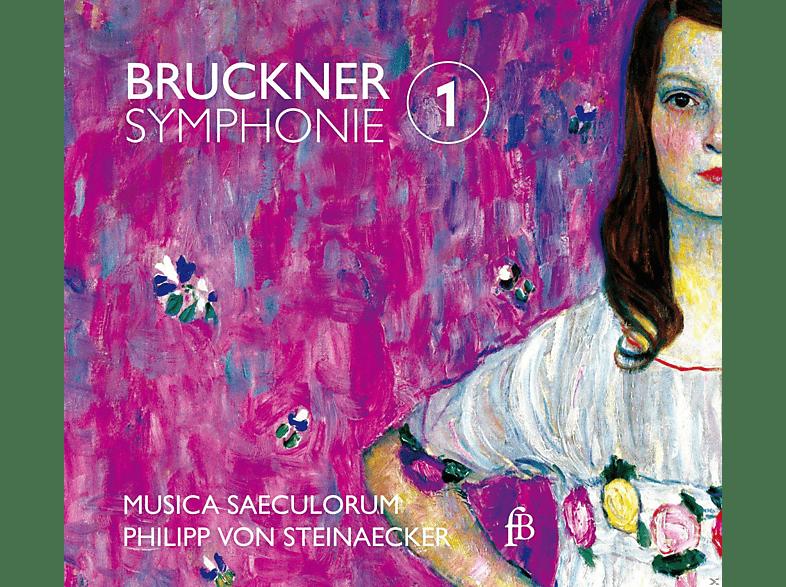Musica Saeculorum - Bruckner: Sinfonie 1 [CD]