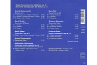 Andrzej Ladomirski, Monika Kruk - Violinkonzerte für Kinder Vol.3 [CD]