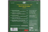 Marie-Pierre Roy, Henriette Göde, Markus Köhler, Handel's Company, Handel's Company Choir, Schoch Knut - Kantaten - Warum Toben Die Heiden [CD]