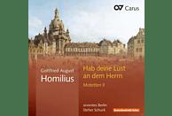 Sirventes Berlin, Schuck Stefan - Motetten Ii - Habe Deine Lust Am Herrn [CD]