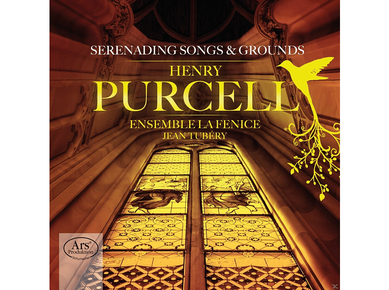 Ensemble La Fenice, Jean Tubery - Serenading Songs & Grounds [CD]