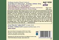 Ernst Haefliger, Ivan Sardi, Choir of St. Hedwig's Cathedral Berlin, Maria Stader, Radio Symphony Orchestra Berlin, Hertha Töpper - Messe Kv 427 / Exsultate,Jubilate K 165 [CD]