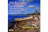 Tirimo Martino - Suite Bergamasque / Arabesques And More [CD]