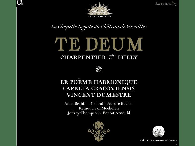 Amel Brahim-Djelloul, Aurore Bucher, Reinoud Van Mechelen, Jeffrey Thompson, Le Poeme Harmonique, Capella Cracoviensis - Te Deum [CD]
