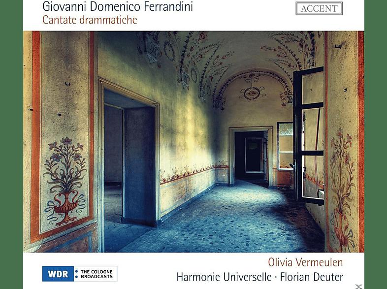 Harmonie Universelle - Ferrandini: Cantate Drammatiche [CD]