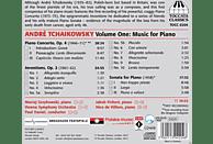 Maciej Grzybowski, Jakob Fichert, Nico de Villiers, Wiener Symphoniker - Volume One. Music For Piano [CD]