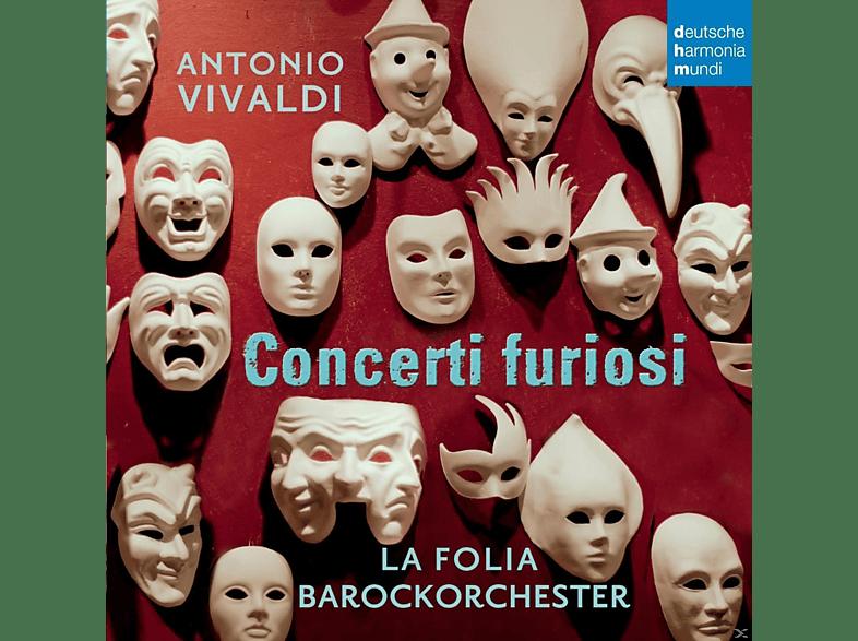 La Folia Barockorchester - Concerti Furiosi [CD]