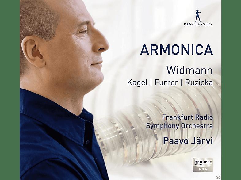Radio Symphony Orchestra Frankfurt - Armonica [CD]