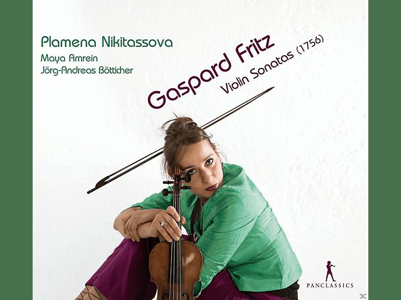 Maya Amrein, Jörg-andreas Bötticher, Plamena Nikitassova - Violin Sonatas, Op. 3 [CD]