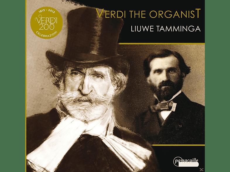 Tamminga Liuwe - Verdi: The Organist [CD]