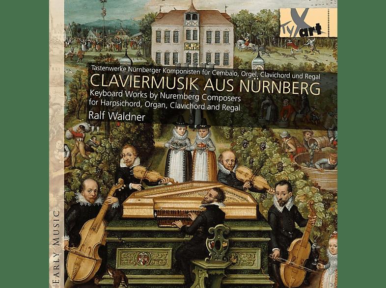 Ralf Waldner - Keyboard Works Aus Nurnberg [CD]