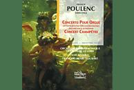 Orchestre Philharmonique Des Pays De La Loire, Francois-henri Houbart - Orgelkonzert / Concert Champetre [CD]