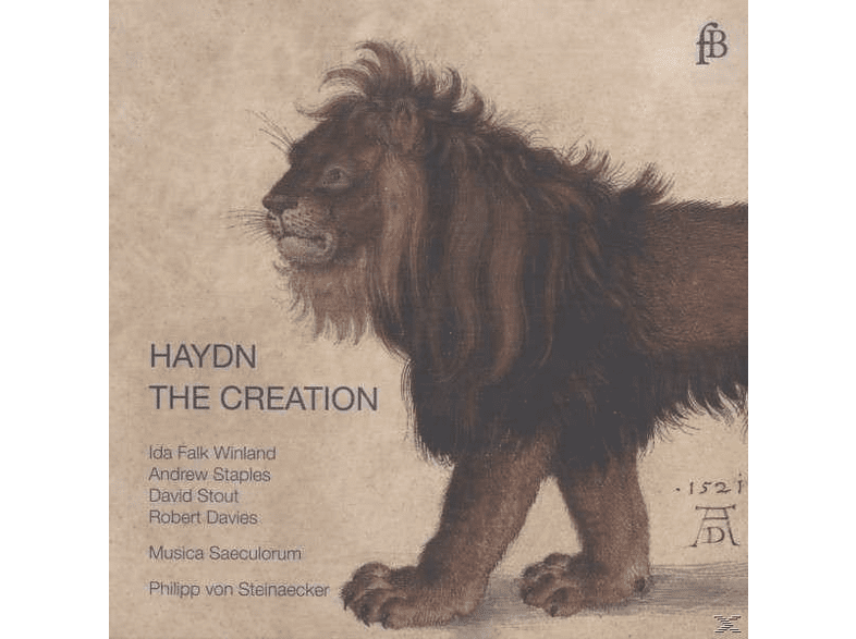 Musica Saeculorum - Haydn: The Creation [CD]