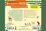 HIERONYMUS FROSCH - JAGD NACH DEM TOMATENFROSCH... - (CD)