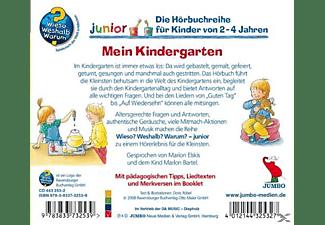 Wieso? Weshalb? Warum? junior: Mein Kindergarten  - (CD)