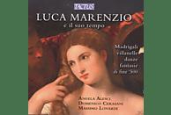 Angela Alesci, Domenico Cerasani, Massimo Lonardi - Luca Marenzio E Il Suo Tempo [CD]