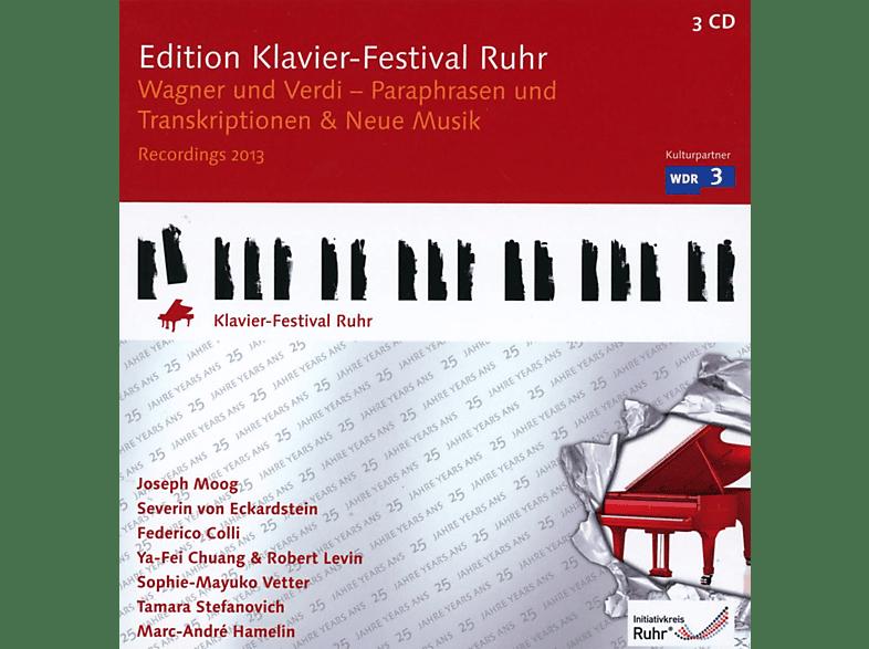 VARIOUS - Paraphrasen, Transkriptionen & Neue Musik [CD]
