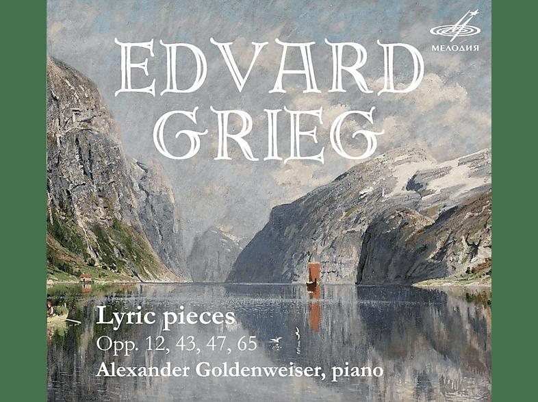 Alexander Goldenweiser - Lyric Pieces [CD]