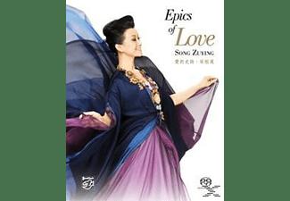 Zuying Song - Epics Of Love  - (SACD Hybrid)