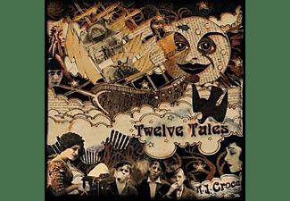 A. J. Croce - 12 TALES LP  - (Vinyl)