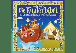 Langen Annette - Die Kinderbibel  - (CD)