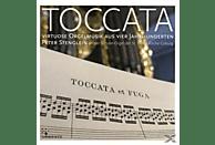 Peter Stenglein - Toccata-Virtuose Orgelmusik aus vier Jahrhundert [CD]
