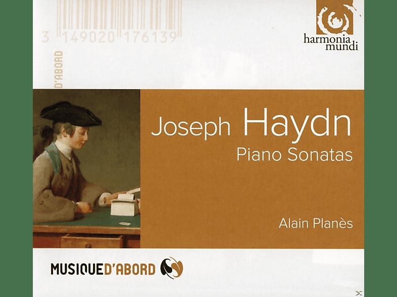 Alain Planes - Klaviersonaten [CD]