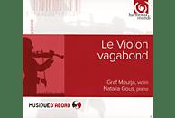 Natalia Gous, Graf Mourja - Le Violon Vagabond [CD]