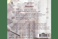 Daniela Dolci, Musica Fiorita - Antonio Caldara: Requiem [CD]