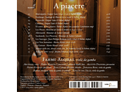 Fahmi Alqhai - A Piacere: Music For Viola Da Gamba [CD]